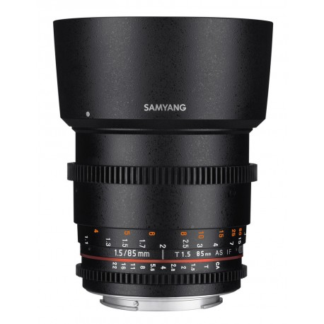 Samyang 85mm T1.5 AS IF UMC VDSLR II