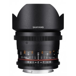 Samyang 10mm T3.1 ED AS NCS CS VDSLR II