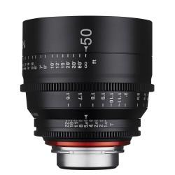 Xeen 50 mm T1.5