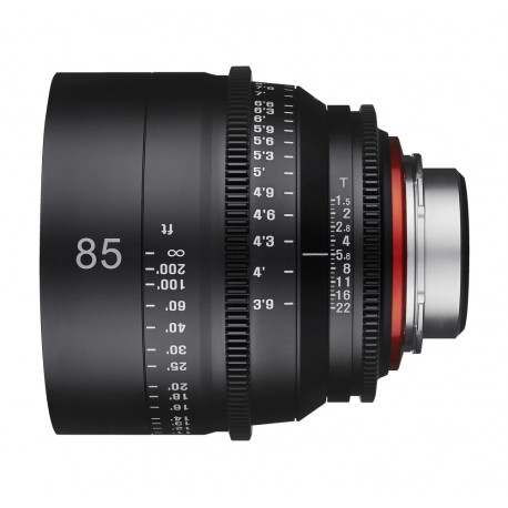 Xeen 85 mm T1.5