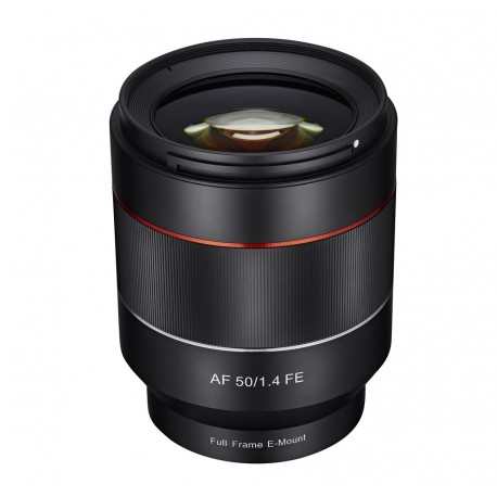 AF 50mm F1.4 Sony FE