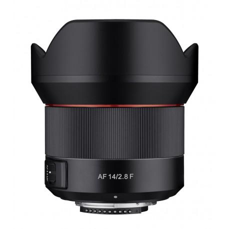 AF 14mm F2.8 Nikon F