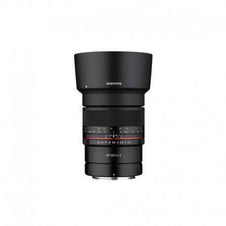 MF 85mm F1.4 Nikon Z