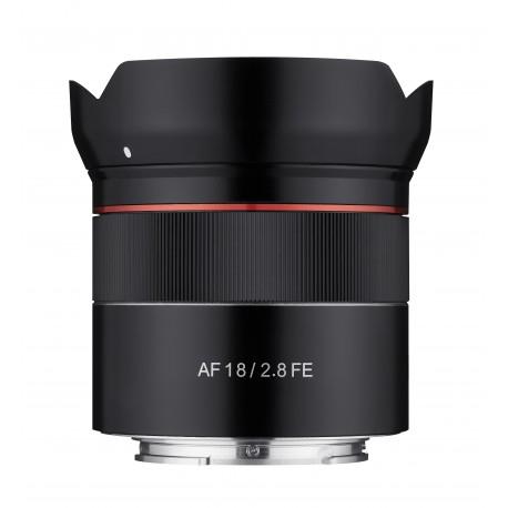 AF 18mm F2.8 Sony FE, 18mm objectif plein format pour boîtiers Sony E, gamme NEX et ILCE
