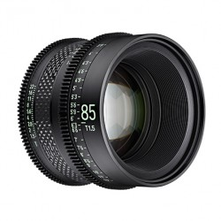 XEEN CF 85mm T1.5 echelle en METRE