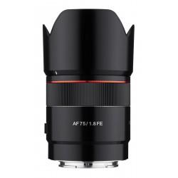 Samyang AF 75mm F1.8 Sony FE
