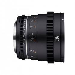 VDSLR 50mm T1.5 MK2