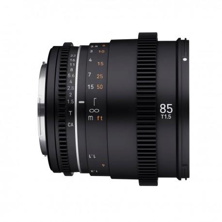 VDSLR 85mm T1.5 MK2