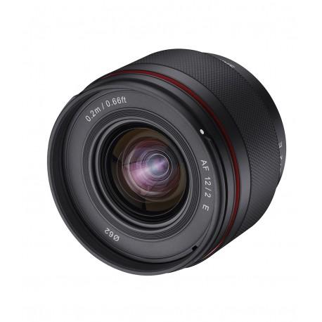 AF 12mm F2 Sony E