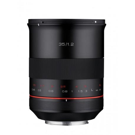 XP 35mm F1.2 Canon EF