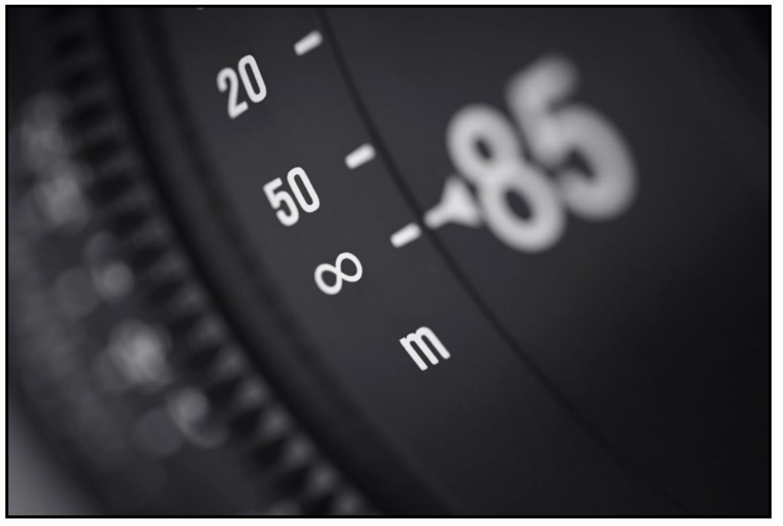 Xeen Prime Cine Lens: Ouverture et transmittance très haute qualité